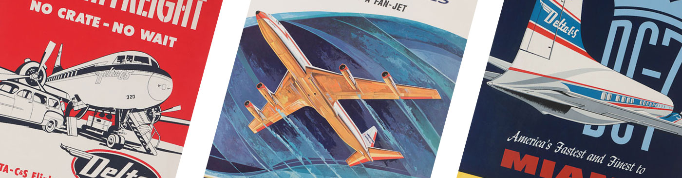 Featured Image American Airline Posters