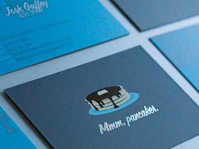 Business Cards blue 29