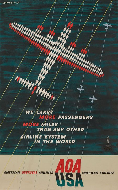Vintage Airline Posters aa1