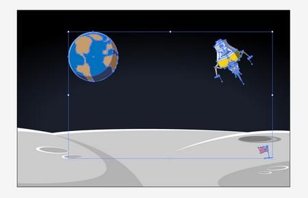 Lunar Illustration Part 1 - step 43