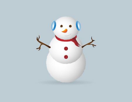 Christmas Goodies Snowman