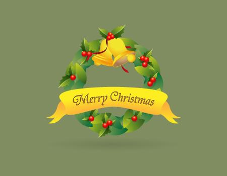 Christmas Goodies Wreath