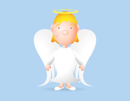 Christmas Goodies Angel