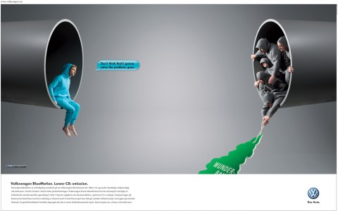 Creative Automobile Advertisements 12
