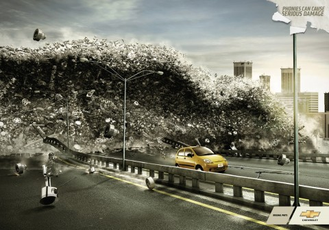 Creative Automobile Advertisements 18
