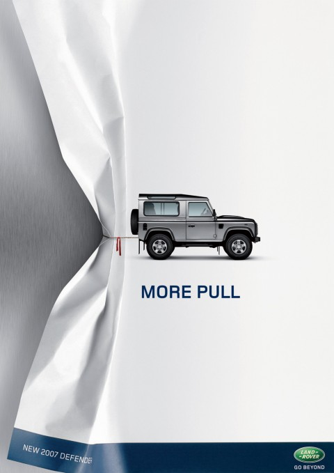 Creative Automobile Advertisements 21