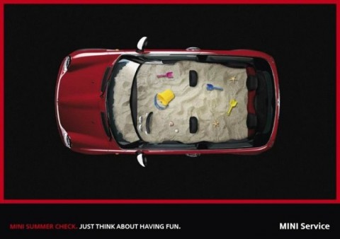 Creative Automobile Advertisements 24