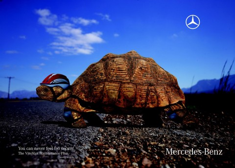 Creative Automobile Advertisements 32