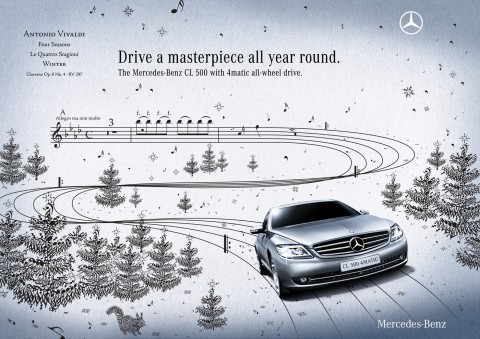 Creative Automobile Advertisements 34