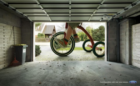 Creative Automobile Advertisements 37