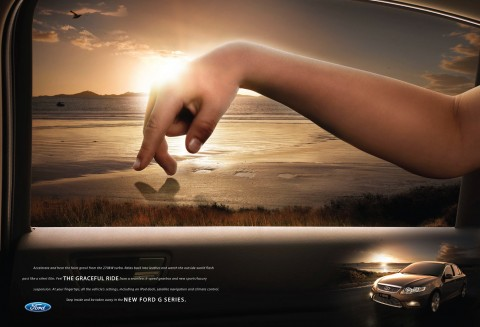 Creative Automobile Advertisements 39