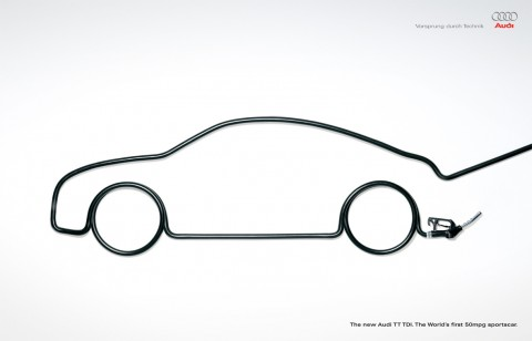 Creative Automobile Advertisements 7