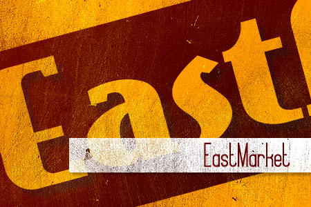 Handpicked Vintage Fonts Eastmarket