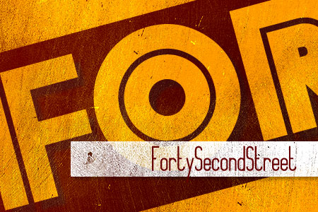 Handpicked Vintage Fonts Fortysecond