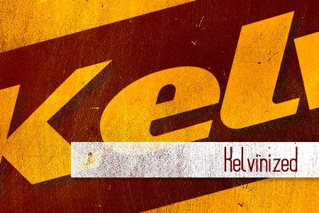 Handpicked Vintage Fonts Kelvinized