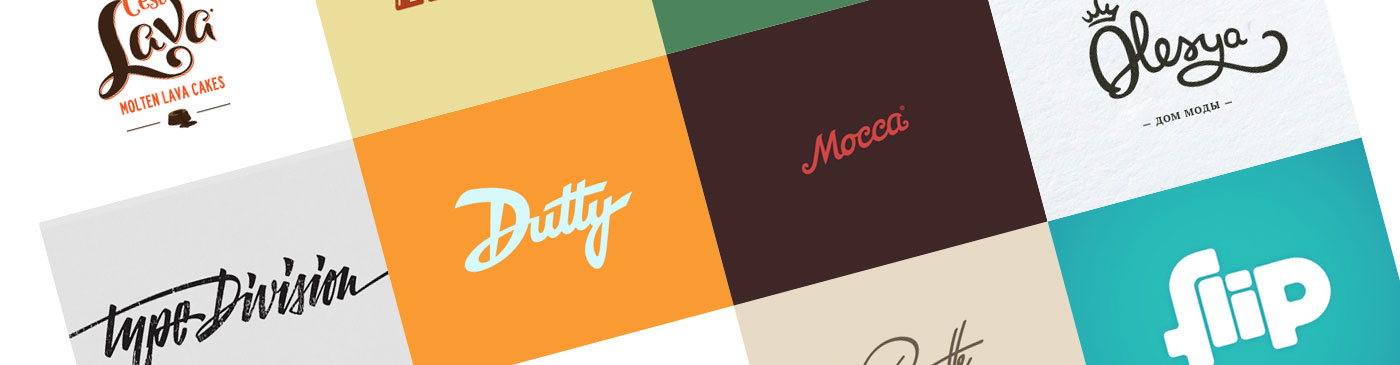 Featured Image Typographic Logos