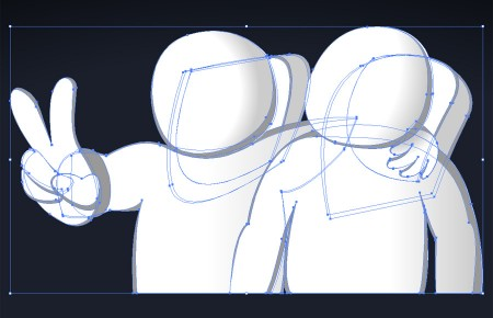 Lunar Illustration Part 2 - step 4