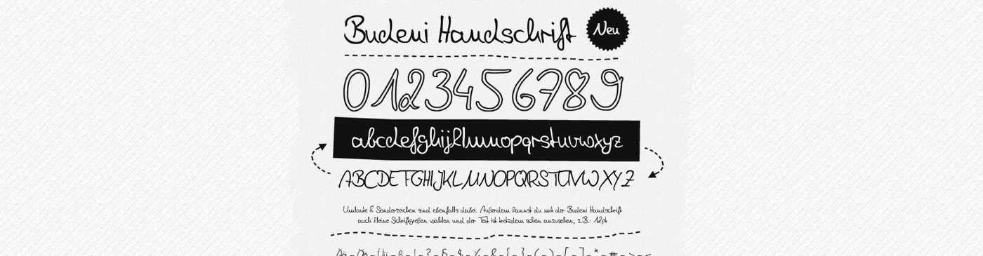 Featured Image Handwritten Fonts