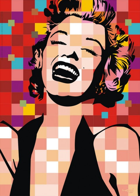 How To Create A Vibrant Retro Pop Art Poster In Illustrator And