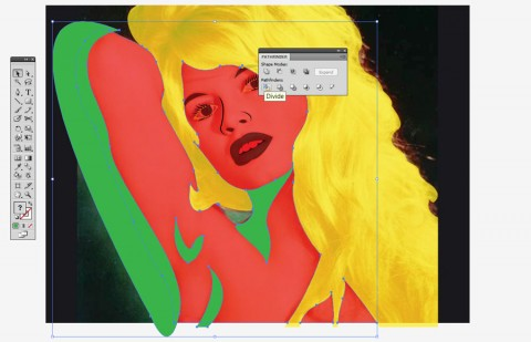 Pop Art Poster Step 11