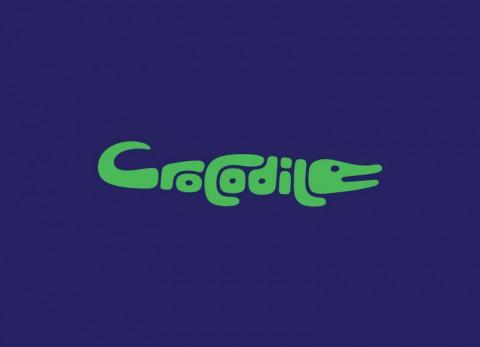 Word Animals - Crocodile