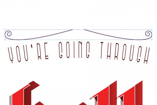 Typography Poster Step 16