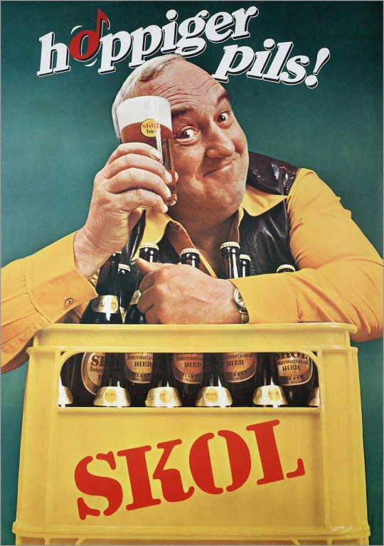 35  awesome vintage beer ads