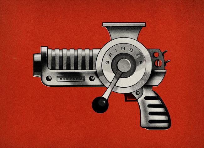Raygun 52 - Grinder