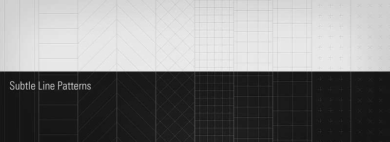 Subtle Photoshop Patterns - Subtle Lines Patterns