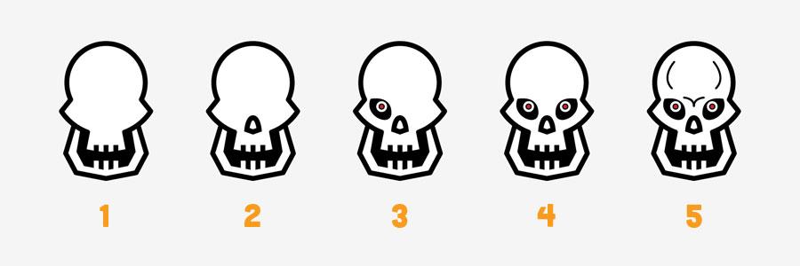 Skull & Bones Step 4