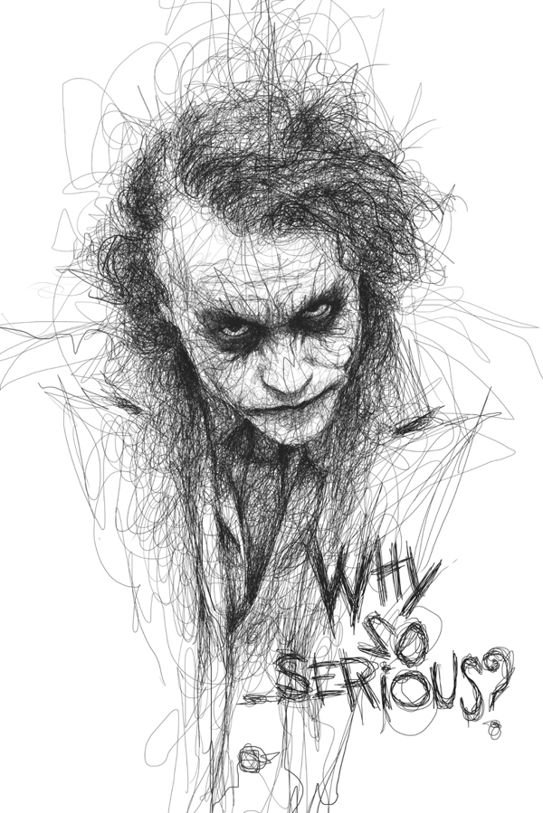Vince Low - Movie Legend - Joker