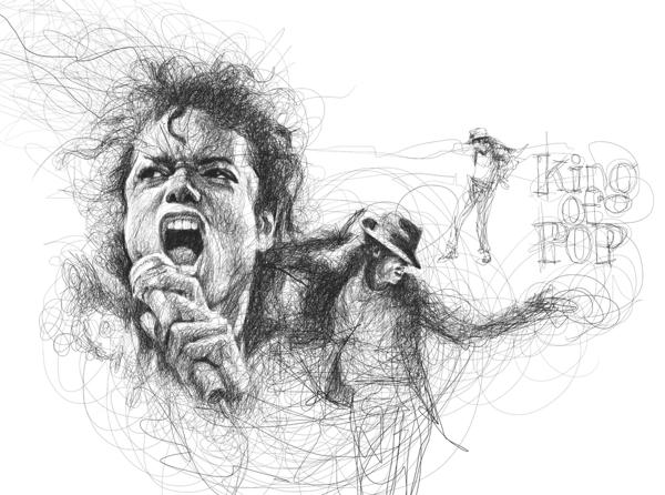 Vince Low - Music Legend - Michael Jackson