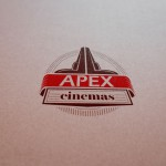 Logo Mockup - Apex Cinemas