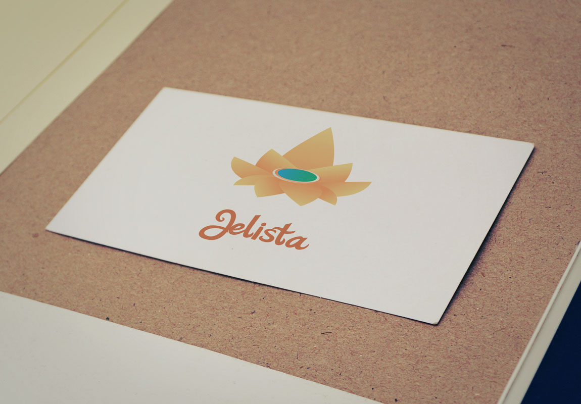 Logo Mockup - Jelista