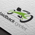 Logo Mockup - Laidback Cycles