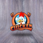 Logo Mockup - O'Chicken