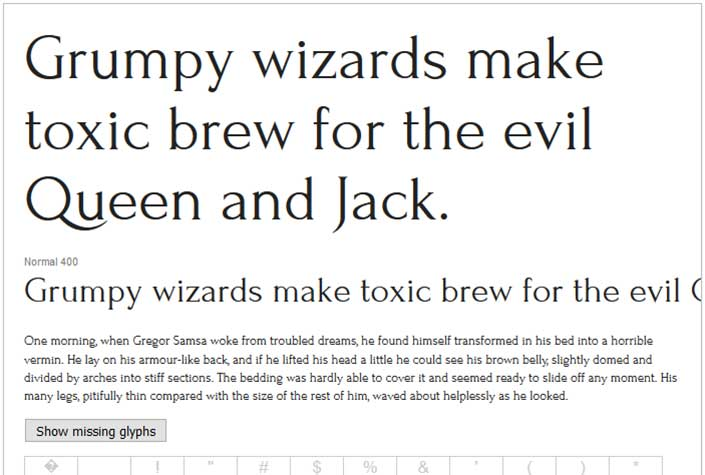 Best Free Google Web Fonts - Forum