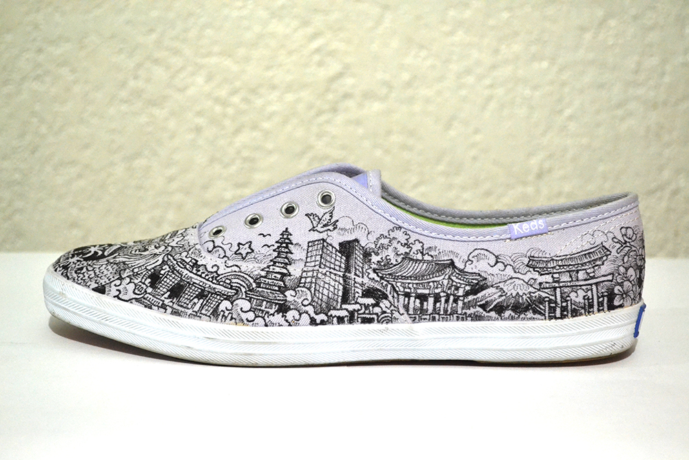 Kerby Rosanes Keds Shoes