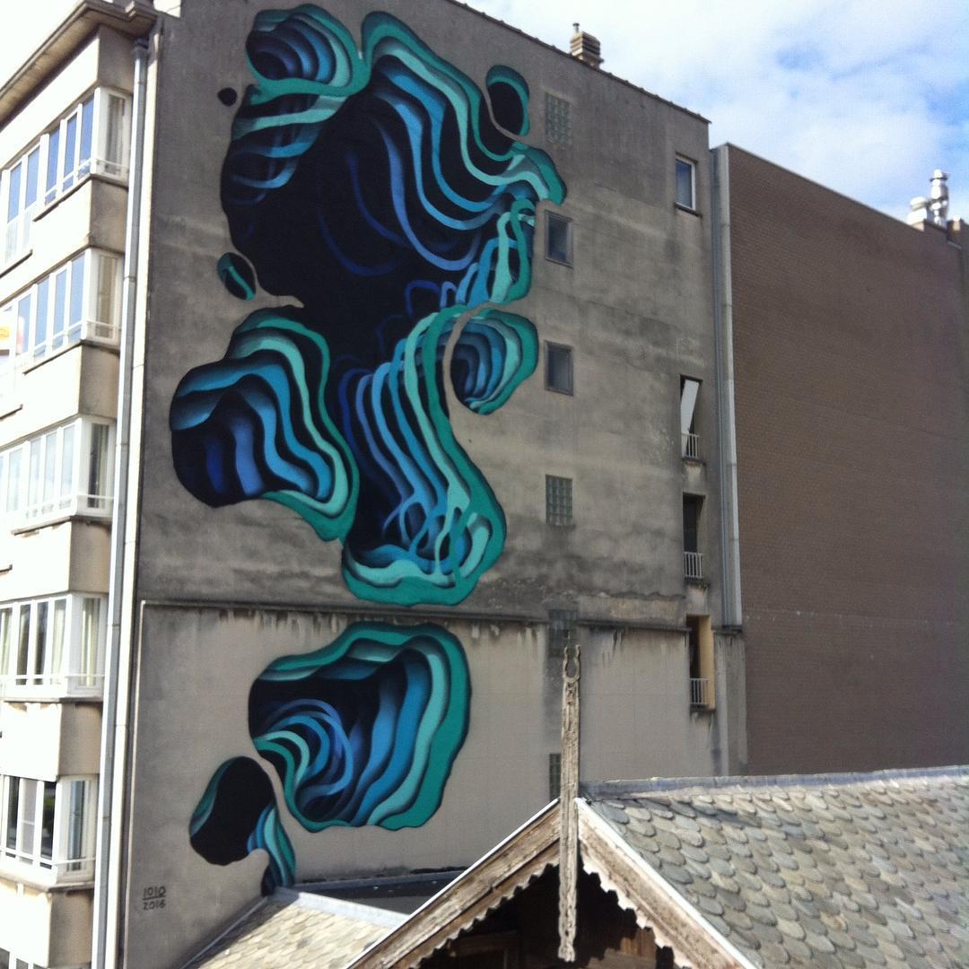 German Street Artist 1010