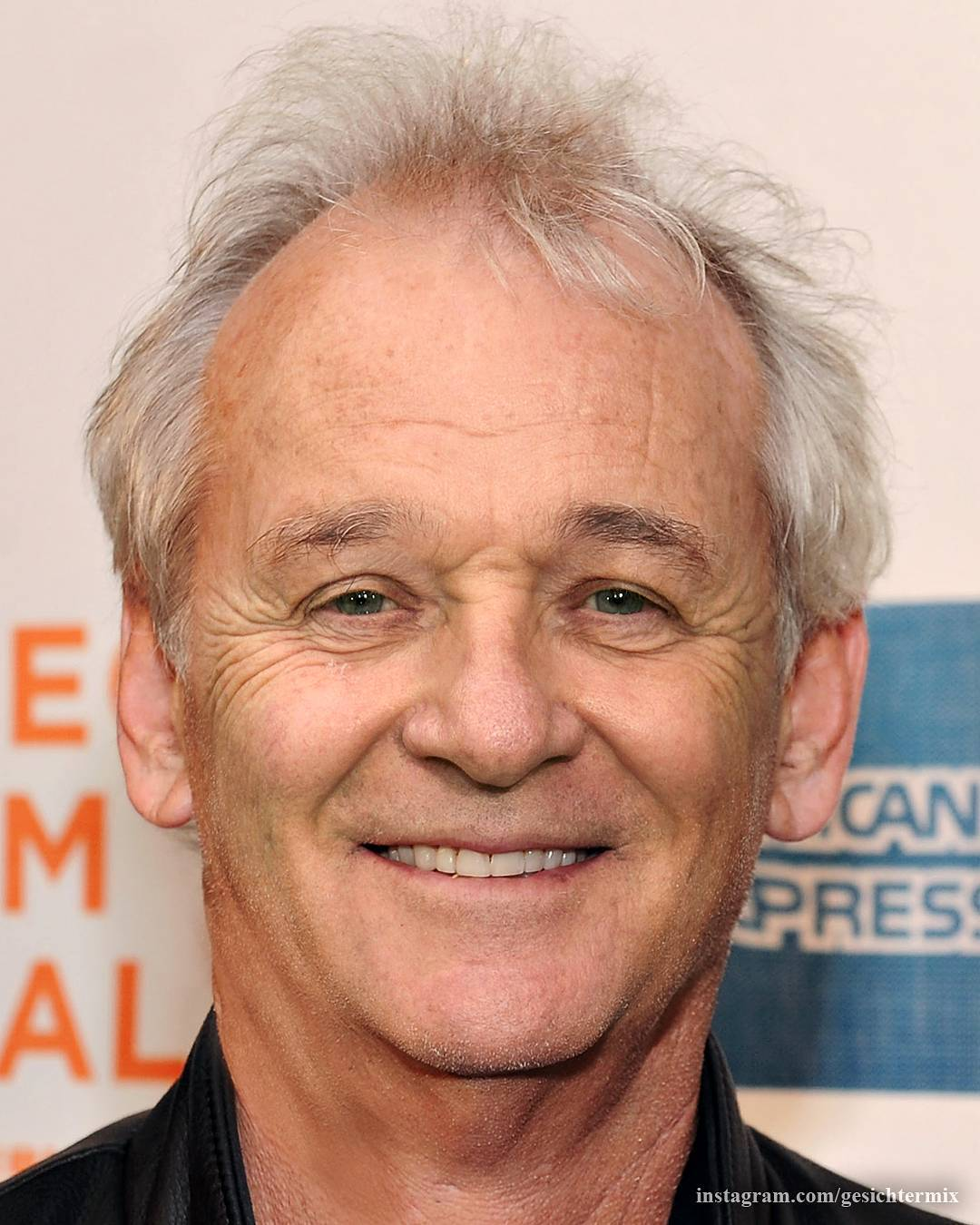 Photoshop Guru Fuses Celebrity Faces Together - Anthony Hopkins and Bill Murray