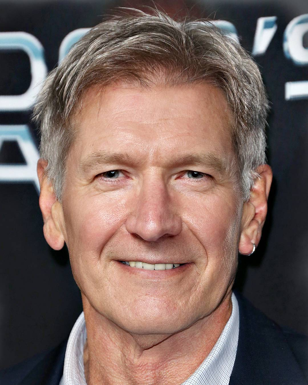 Photoshop Guru Fuses Celebrity Faces Together - Harrison Ford and Tim Cook
