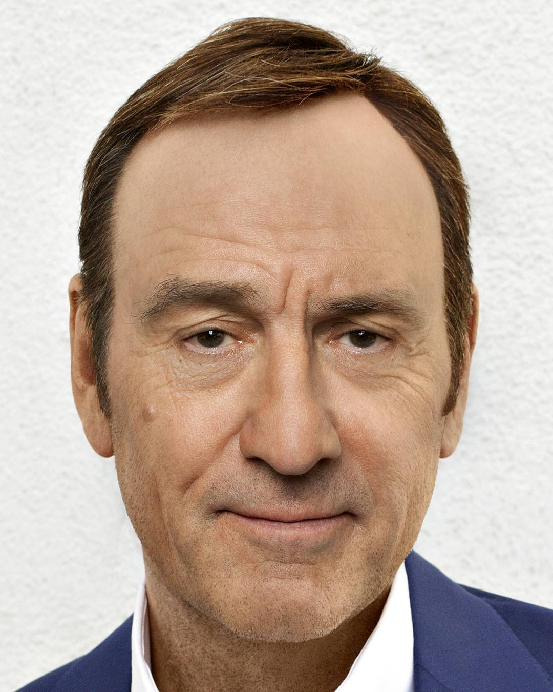 Photoshop Guru Fuses Celebrity Faces Together - Robert de Niro and Kevin Spacey