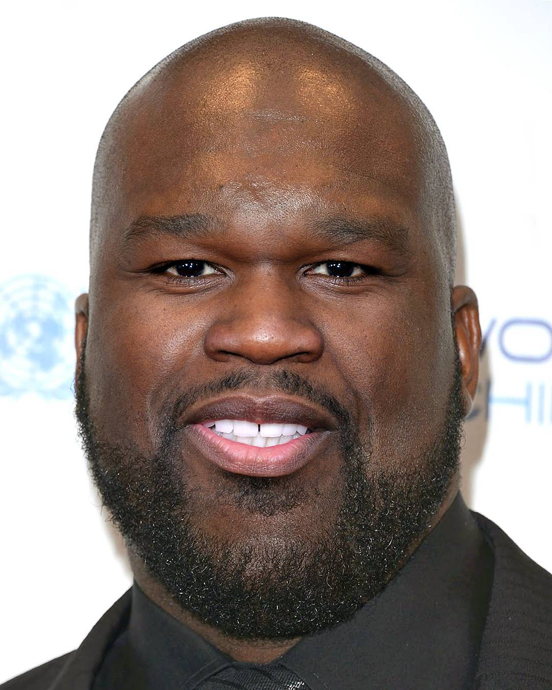 Photoshop Guru Fuses Celebrity Faces Together - Shaquille O'Neal and 50 cent