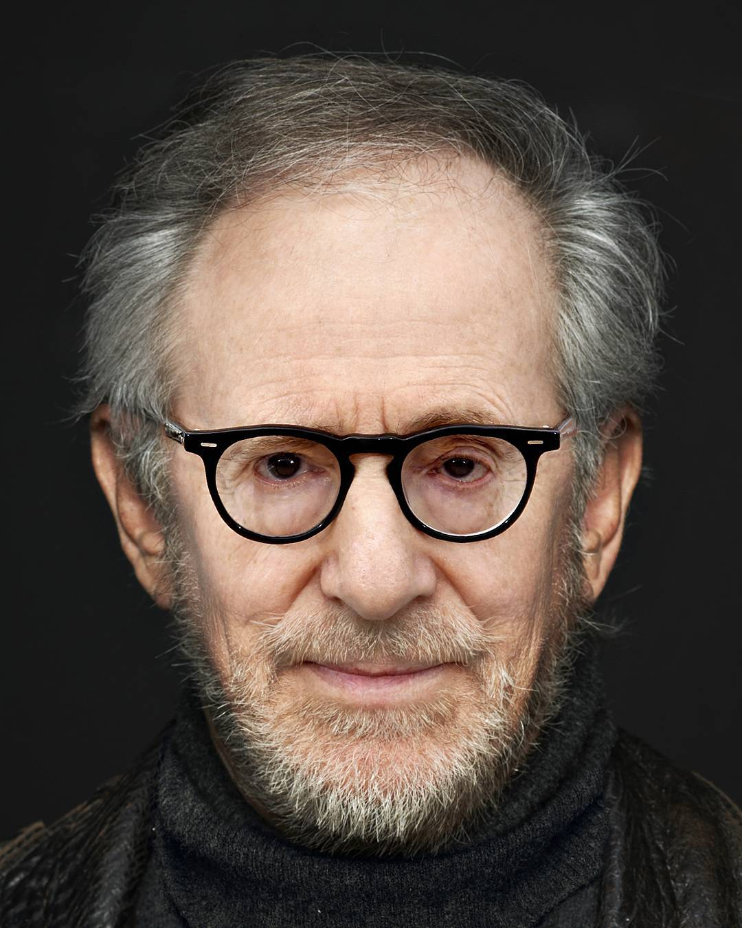Photoshop Guru Fuses Celebrity Faces Together - Steven Spielberg and Woody Allen