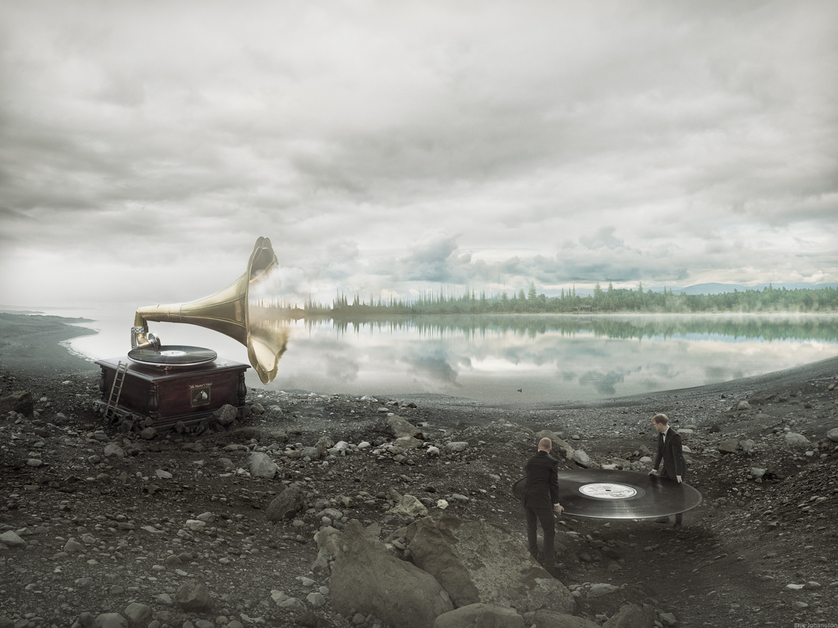 Erik Johansson Soundscapes