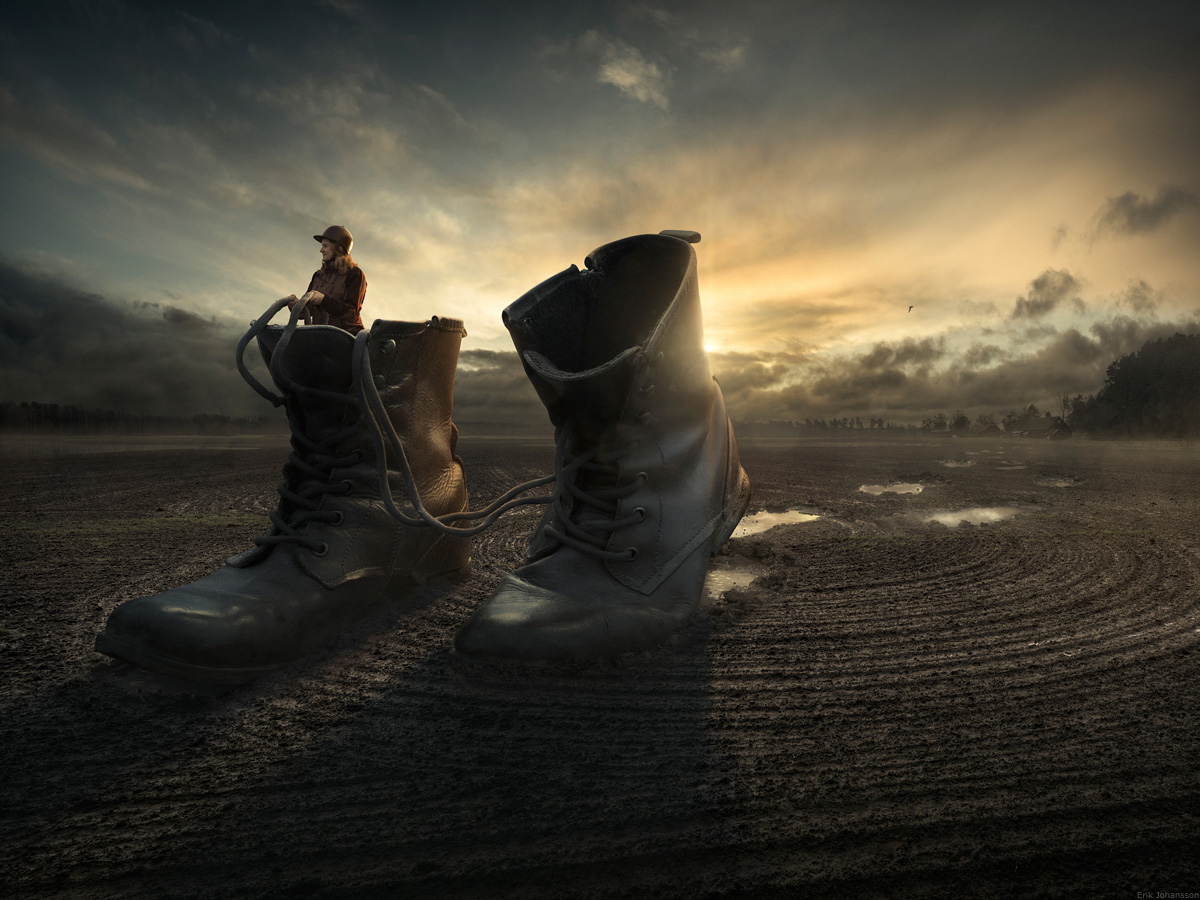 Erik Johansson Walk A Way