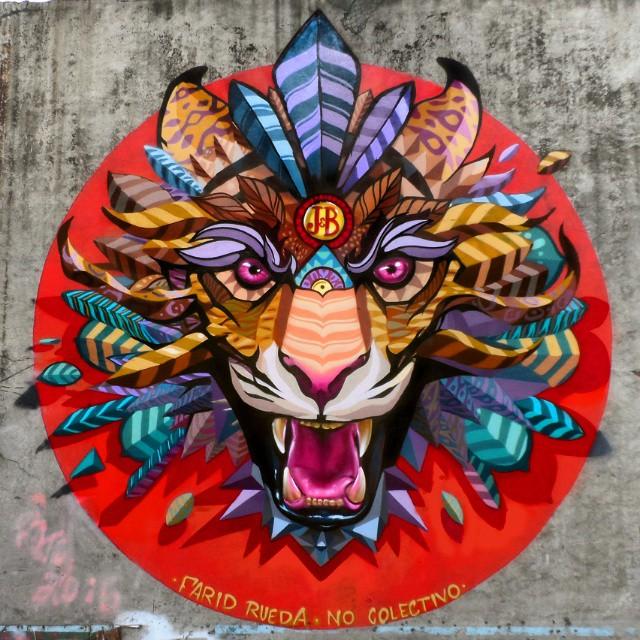 Farid Rueda Street Art