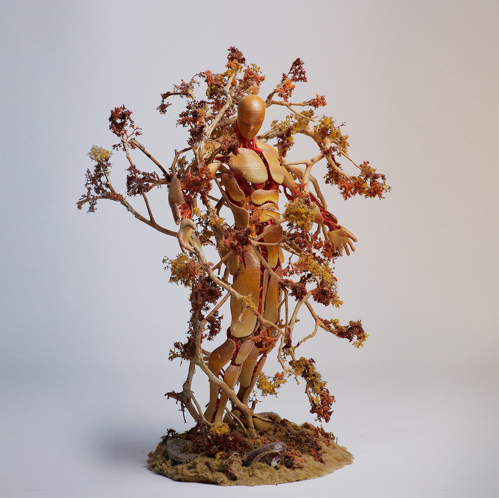 Seasonal Figurines Assembled by Garret Kane