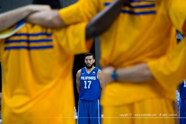 FIBA French Team Preparation Game Against Australia