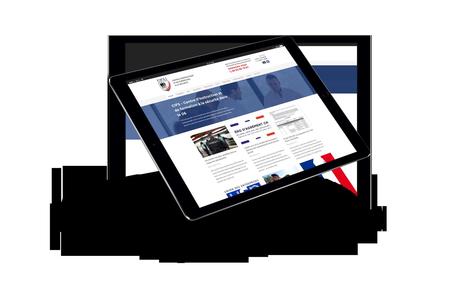 iPad Air 2 Mockup - CIFS